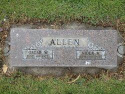 Viola Mae <i>Whitesel</i> Allen