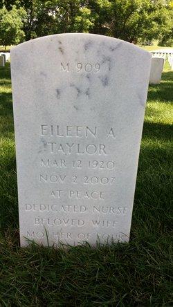 Eileen Louise <i>Abeln</i> Taylor