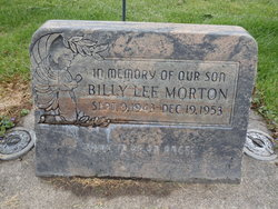 William Lee Billy Morton