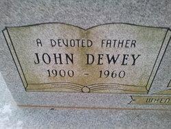 John Dewey Cheek
