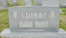 Rosa Lee <i>Marshall</i> Boles