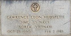 Lawrence Leon Hudspeth