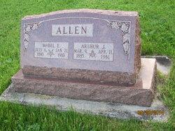 Mabel Ellen <i>Jones</i> Allen