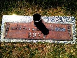 Betty Lou <i>Fisher</i> Boyd