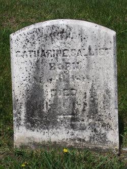 Catherine <i>Koechlem</i> Balliet
