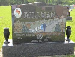 Beatrice M. <i>Copeland</i> Dillman