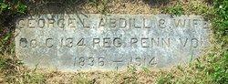 George L Abdill