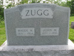 Maude <i>McClaskey</i> Zugg