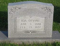 Ida Bell Devine