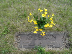 Clarence Alfred Anderson