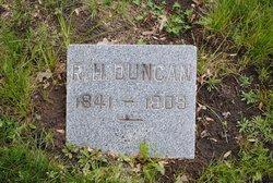 Rufus Howe Duncan