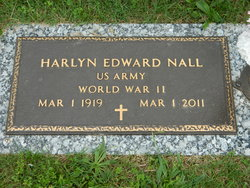 Harlyn Edward Nall