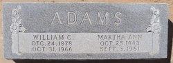 William Claude Adams