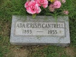 Ada <i>Adams</i> Cantrell