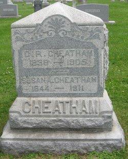 Susan Ann <i>Burns</i> Cheatham