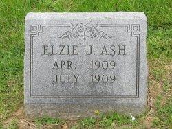 Elzie J. Ash