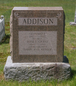 Harry Addison