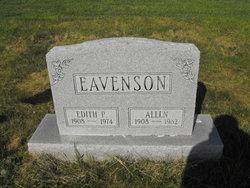 Allen LeRoy Eavenson