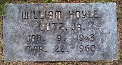 William Hoyle Lutz, Jr