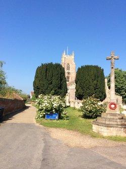 Saint Mary Churchyard