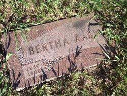 Bertha Karine Jacobsen <i>Ness</i> Aaby