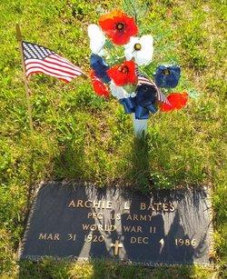 Archie L Bates