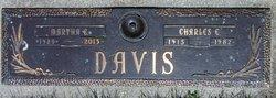 Martha E. <i>Hoste</i> Davis