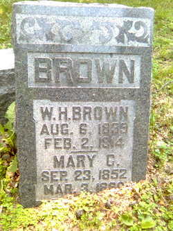 Mary C. <i>Lynn</i> Brown