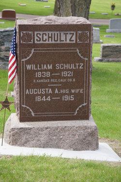Augusta <i>Weber</i> Schultz