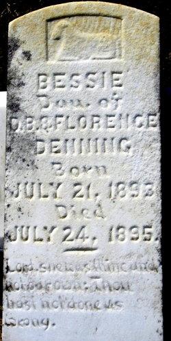 Bessie Denning