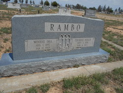 Thomas Berch Truman Rambo, Sr