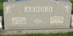 Loyd Thurman Arnold
