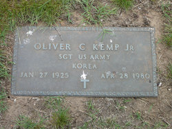 Oliver Clarence Junior Kemp