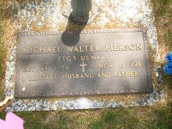 Michael Walter Pierson