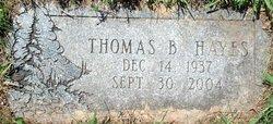 Thomas Burton Hayes