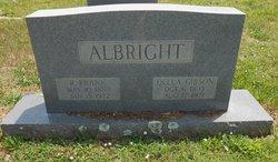 Della <i>Gibson</i> Albright