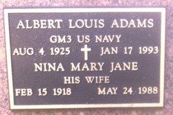 Albert Louis Adams
