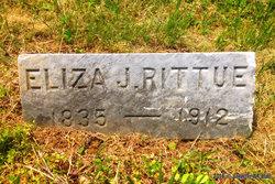 Eliza Jane <i>Todd</i> Rittue