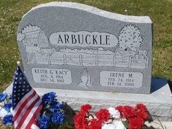 Keith G. Kacy Arbuckle