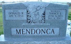 Nancy L <i>Bookout</i> Mendonca