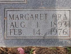 Margaret Ora <i>Shepard</i> Vickers