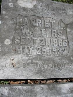 Harriet <i>Walters</i> Garrett