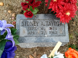 Sidney A Taylor