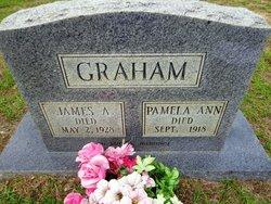 Amelia (Pamela) Ann <i>Phillips</i> Graham