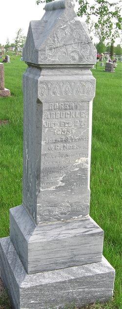 Robert Arbuckle