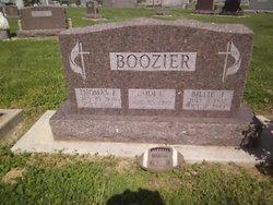 Billie Jean <i>Warren</i> Boozier