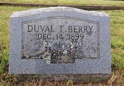 Duval E. <i>Townsend</i> Berry