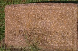 Monroe Harrison Henry Hosey
