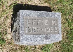 Effie M Lowry