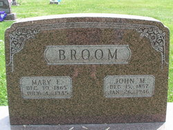 Mary Elizabeth <i>Robertson</i> Broom
